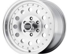 American Racing Wheels AR62 OUTLAW II - Machined
