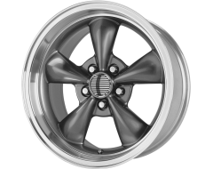 OE Creations Wheels PR106 - Anthracite - Machined
