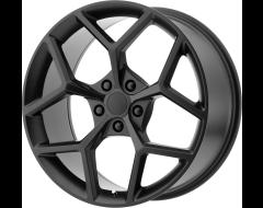 OE Creations Wheels PR126 - Matte black