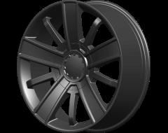OE Creations Wheels PR153 - Satin Black
