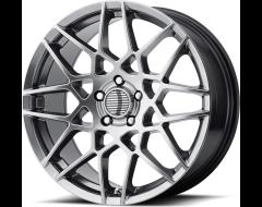 OE Creations Wheels PR178 - Hyper Silver
