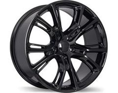 Replika Wheels R148B Series - Gloss Black