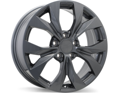 Replika Wheels R192 Series - Gloss Gunmetal