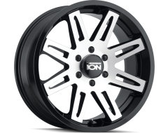 Ion Wheels 142 Series - Black - Machined Face