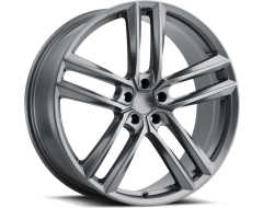 Milanni Clutch Wheels - Gunmetal