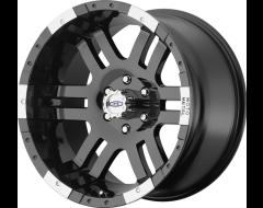 Moto Metal Wheels MO951 - Gloss Black - Machined