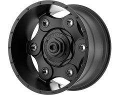 Moto Metal MO977 LINK Series Wheels - Black out