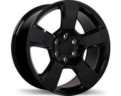 Replika Wheels R211 Series - Gloss Black