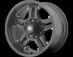 ATX Series AX181 ARTILLERY Series Wheels - Textured black