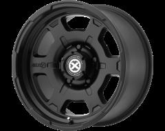 ATX Series AX198 CHAMBER II Series Wheels - Satin black