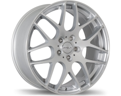 Braelin Wheels BR06 - Gloss Silver with Machined Face