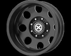 ATX Series AX204 BAJA DUALLY Series Wheels - Satin black - rear