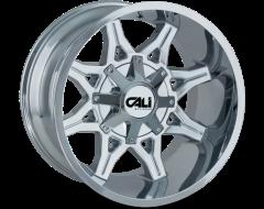 Cali Off-Road OBNOXIOUS 9107 Series Wheels - chrome