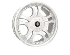 Ceco Series 907 Series Wheels - Silver
