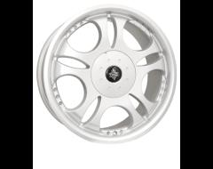 Ceco Series 907 Series Wheels - Silver