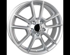 Ceco Series BK193 Series Wheels - Silver
