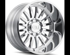 Cali Off-Road SUMMIT 9110 Series Wheels - polished