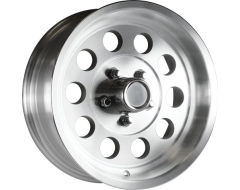 Ceco Modular Series Wheels - Machined