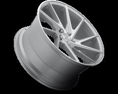 Niche Wheels M162 INVERT - Gloss Silver - Machined
