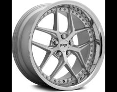 Niche Wheels M225 VICE - Matte Silver
