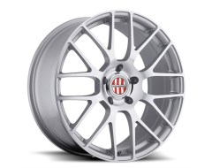 Victor Equipment Innsbruck Series Wheels - Silver with mirror cut face