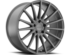 Victor Equipment Sascha Series Wheels - Matte gunmetal