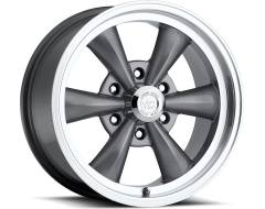 Vision Wheels 141 Legend - Gunmetal