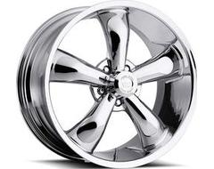 Vision Wheels 142 Legend - Chrome