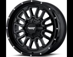 ATX Series AX203 Series Wheels - Gloss black