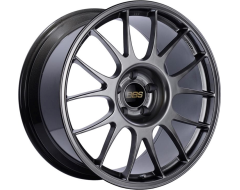 BBS RE Series Wheels - Diamond black paint, clear protective top coat.
