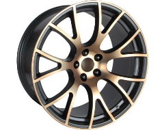 OE Creations Wheels PR161 - Black - Bronze