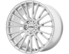KMC Wheels KM706 IMPACT - Brushed - Silver