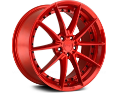 Niche Wheels M213 SECTOR - Candy Red