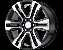 OE Creations Wheels PR182 - Gloss Black - Machined