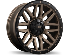 Fast Wheels Menace - Satin Bronze with Black Trim