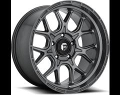Fuel Off-Road Wheels D672 TECH - Matte Gunmetal