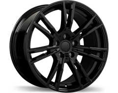 Replika Wheels R231 Series - Gloss Black