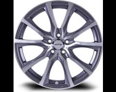 RTX Contour Wheels - Gunmetal - Machined