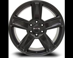 RTX Glacier Wheels - Satin Black