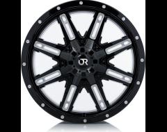 RTX Ravine Offroad Series - Black - Milled