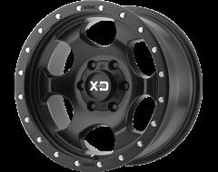 XD Series Wheels XD131 RG1 - Satin Black - Reinforcing Ring