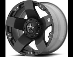 XD Series Wheels XD775 ROCKSTAR - Matte black