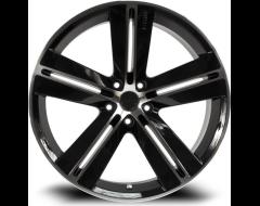RTX SMS Wheels - Black - Machined