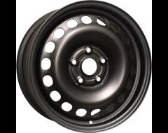 RTX Steel Wheel Wheels - Black