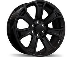 Replika Wheels R204 Series - Gloss Black