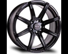 RTX Compass Wheels - Gloss Black