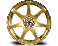 RTX Ink Wheels - Gold - Machined