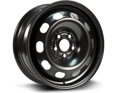 Ceco Steel Wheel - Black