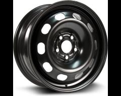 Ceco Steel Wheel - Black