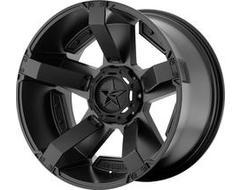 XD Series Wheels XD811 ROCKSTAR II - Matte black
